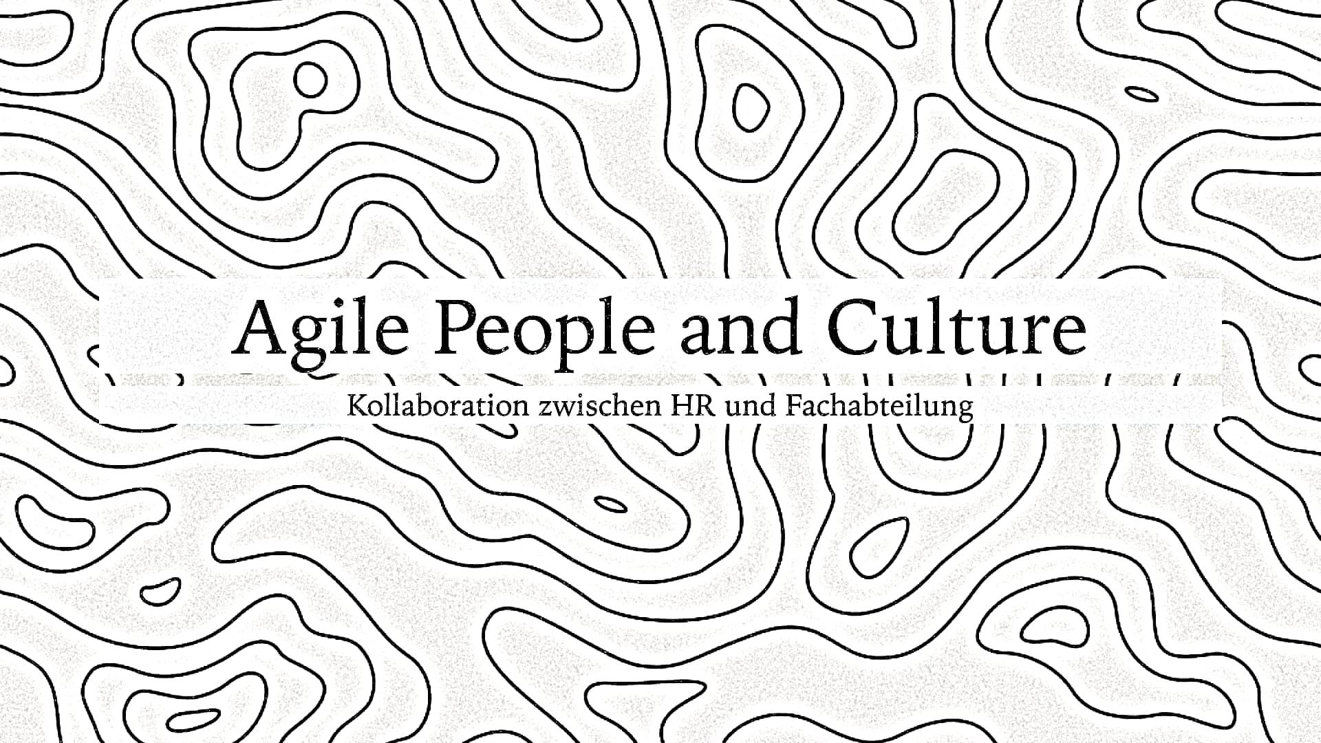 Agile People & Culture zielt auf maximale Kollaborationsfähigkeit ab. Kollaboration entsteht aus ständiger Investition in gemeinsame Zeit, um Vertrauen, Respekt und Sicherheit zu stärken.
